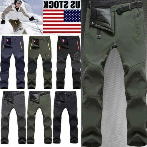 Skiing Pants Warm Trousers Hiking Climbing