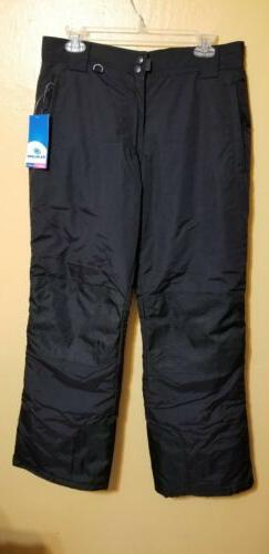 Slalom Women's Cargo Ski Winter Snow Pants Water R, Insulate