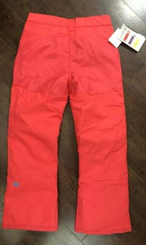 Pants Girls Bright Pink Coral Bottoms Size