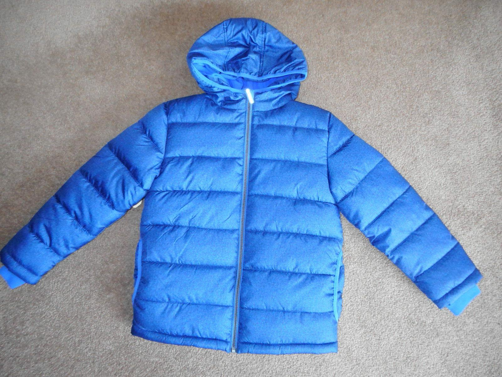 Snowsuits Puffer Jacket Coats Navy Blue Pants Pc