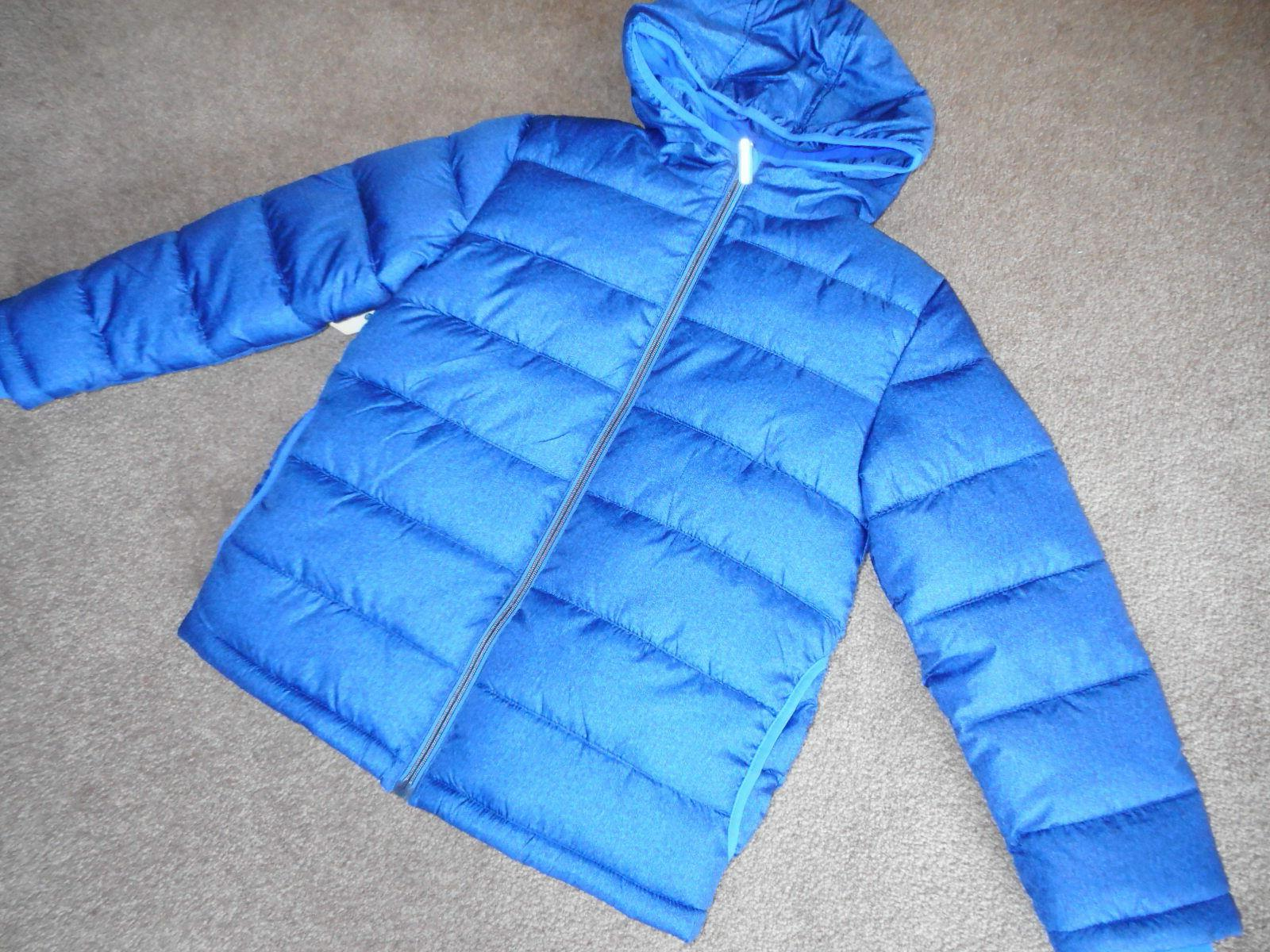 Snowsuits Boys ski Puffer Jacket Coats Navy Blue Snow Pc