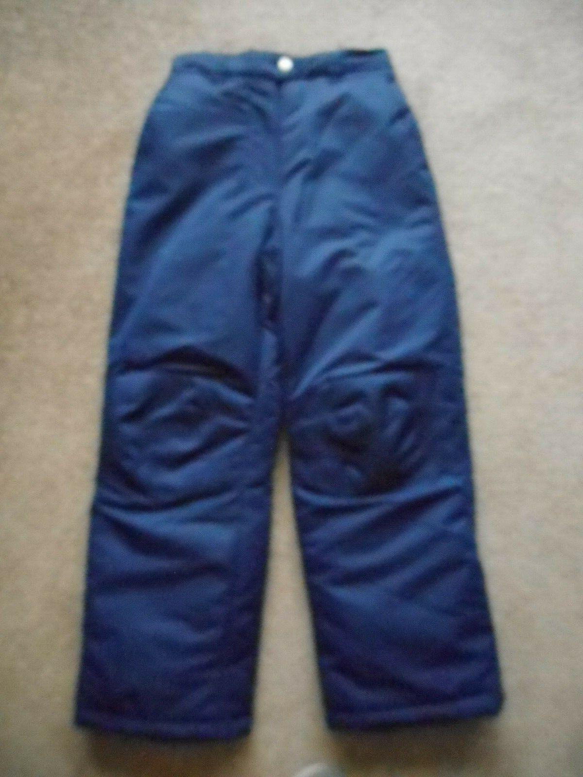 Snowsuits Puffer Jacket Blue Snow Pc