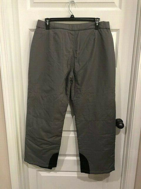 "Toboggan Snow Pant 29"" Grey"