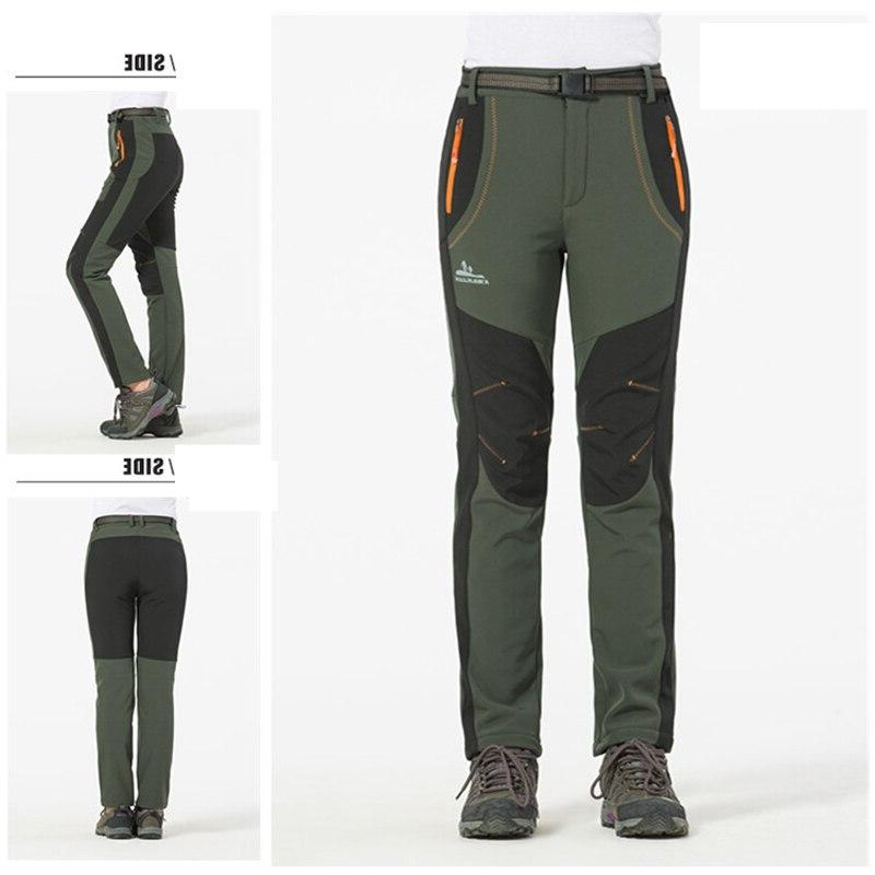 Thickening Men Women Outdoor Breathable Winter Size