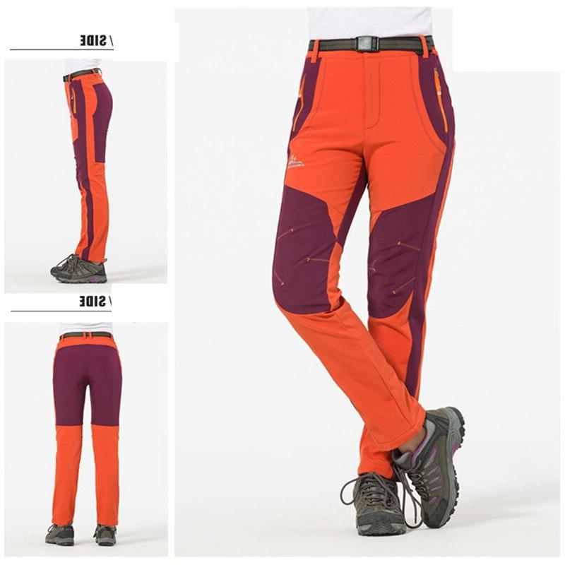 Thickening Speed Men Women Outdoor Leisure Sport Breathable Winter <font><b>Pants</b></font>