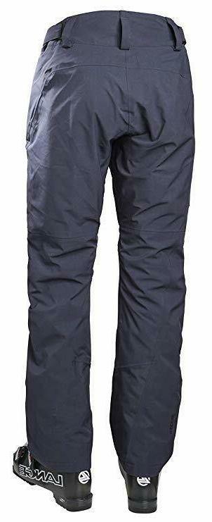HELLY Thunder Insulated Ski Pant Blue
