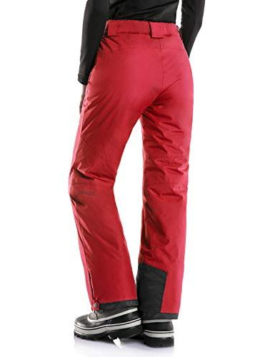CQR Women's Snow Pants Ski Insulated