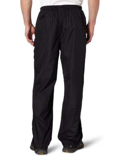 White Sierra Trabagon Rain inseam, Black,