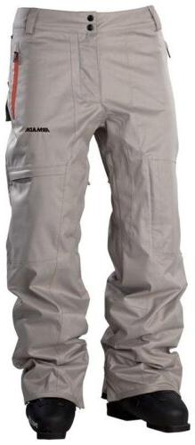 Armada Traverse Pant - Men's Orange, XS