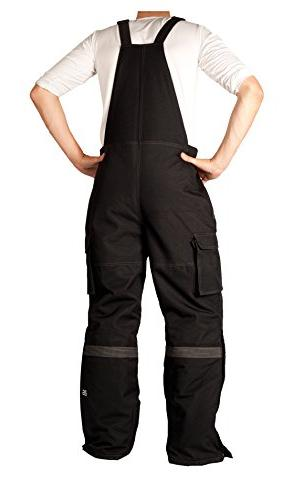 Arctix Bib Overall with Visibility, 3X-Large,