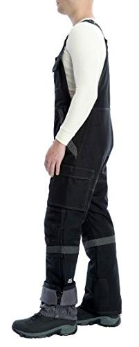 Bib Overall Visibility, 3X-Large,