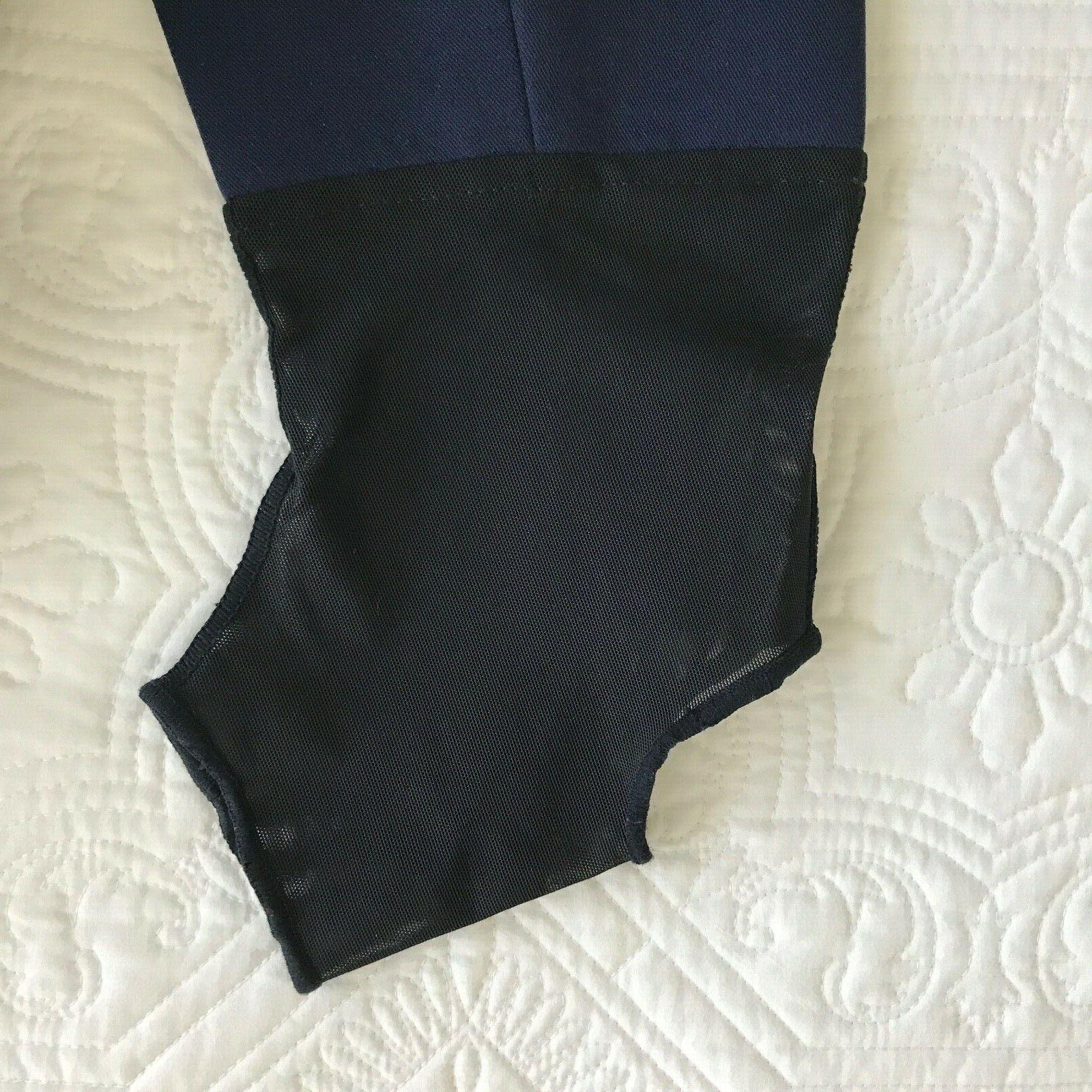 VTG Ski 1350 Navy Wool Blend 10 Regular