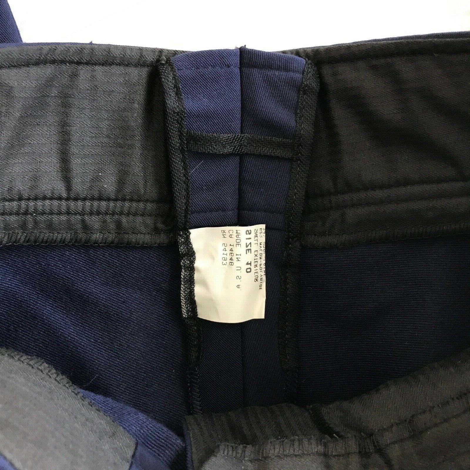 VTG Bogner Women's Stirrup Ski Pants Navy 10 Regular