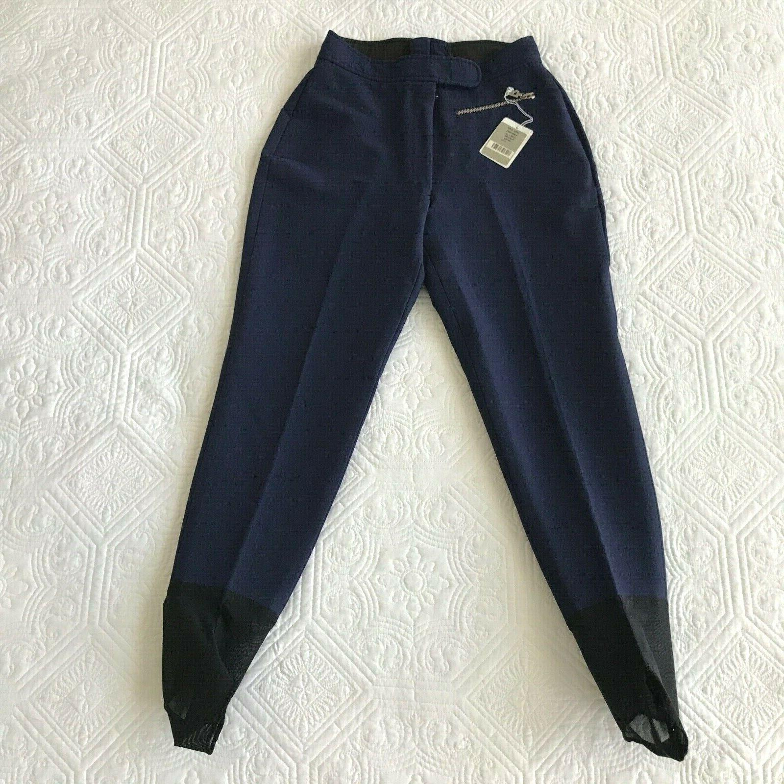 vtg women s stirrup ski pants 1350