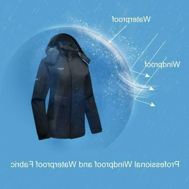Wantdo Fleece Windproof