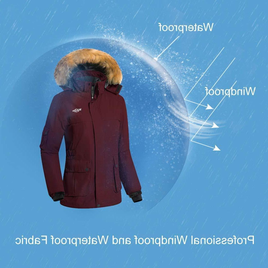 Wantdo Mountain Fleece Waterproof
