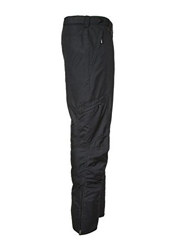 Arctic Quest Resistant Snow Pant Black XL