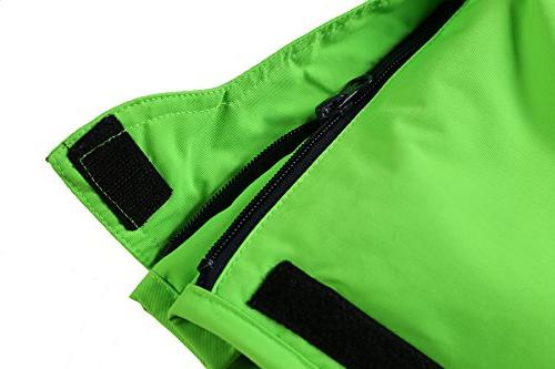 PHIBEE Mens Waterproof Breathable Polyester Ski Pants XL
