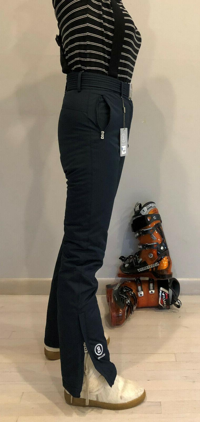 BOGNER INSULATED SKI PANTS style