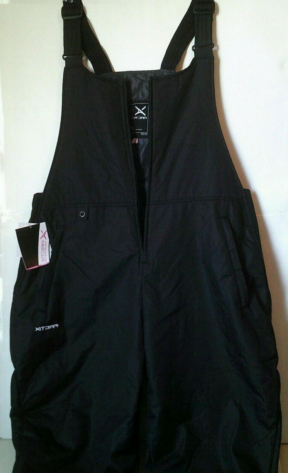 women s black insulated bib overall snow