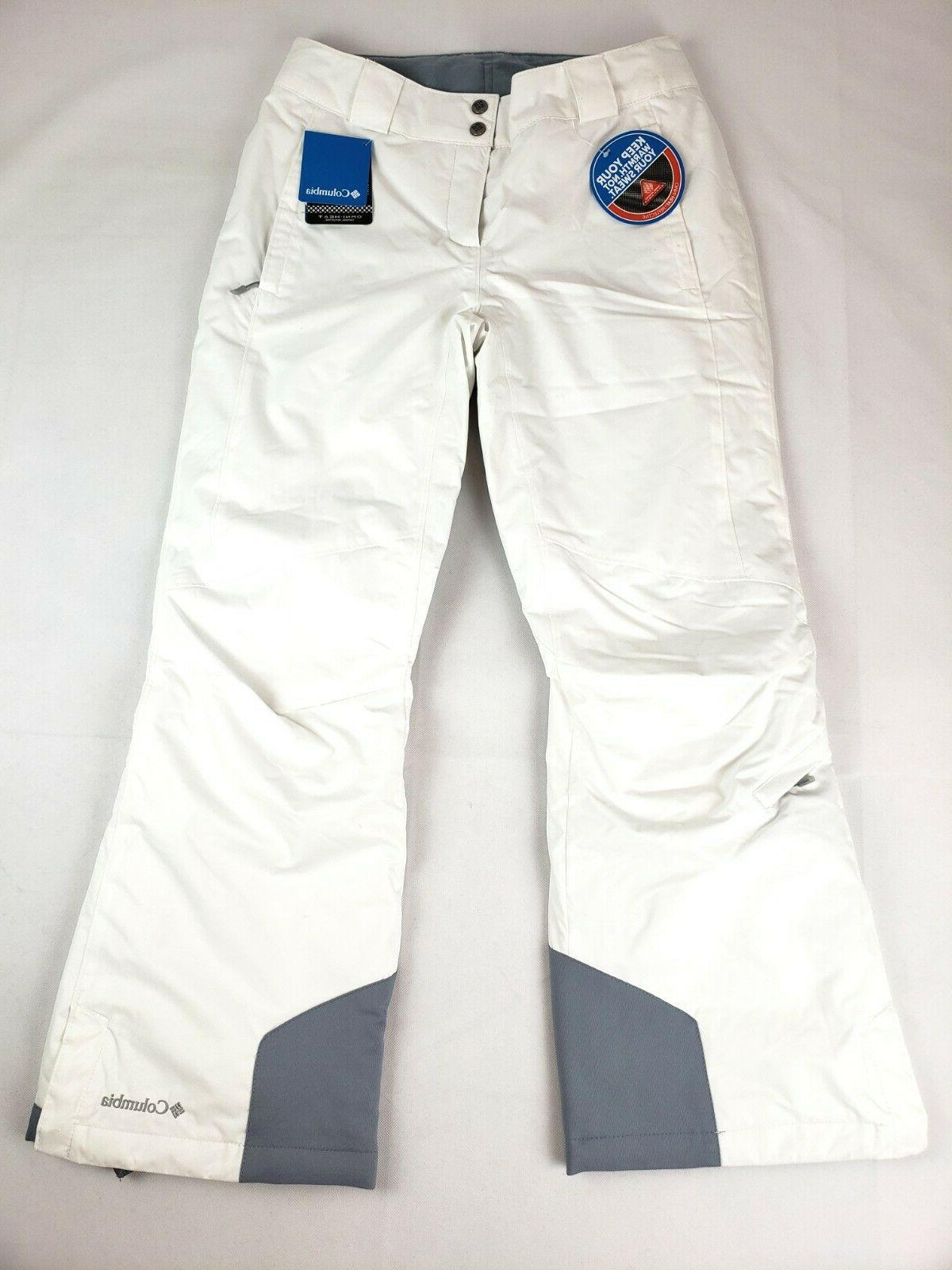 women s bugaboo oh pant white small
