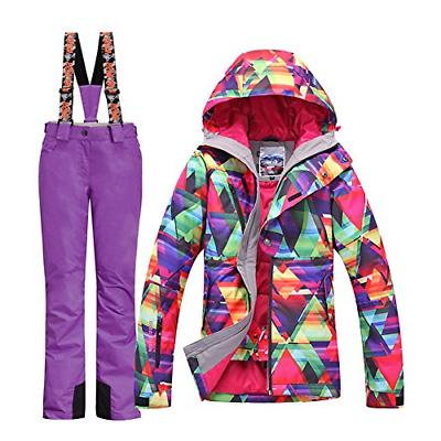 women s high windproof technology colorful snowboard