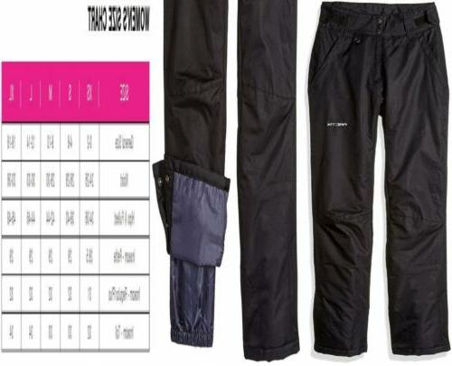 women s insulated snow pant