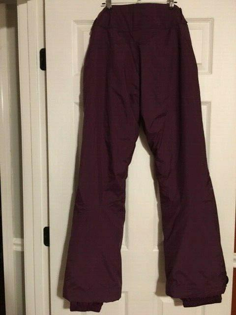 COLUMBIA Women's Polar Eclipse Ski Waterproof Pants Sz Dahlia