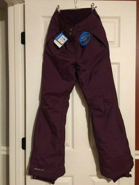 COLUMBIA Polar Eclipse Ski Snow Sz Small Purple