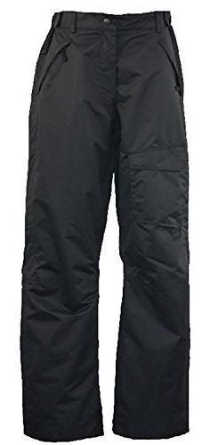 Women's Rider Insulated Ski Snowboard Performance Pant