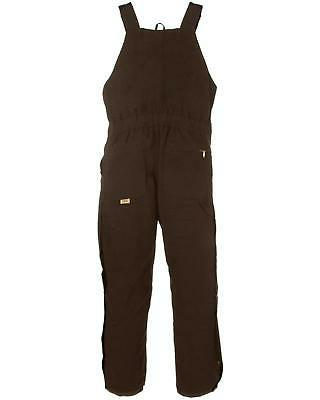 Berne Insulated Bib Overalls and Reg. WB515PLMR_X