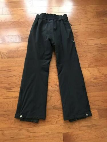 DESCENTE Womens Insulated Snowboard Pants Size