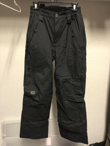 Helly Pants Small Black,
