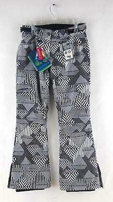 womens skinny flare insulated ski and snowboard