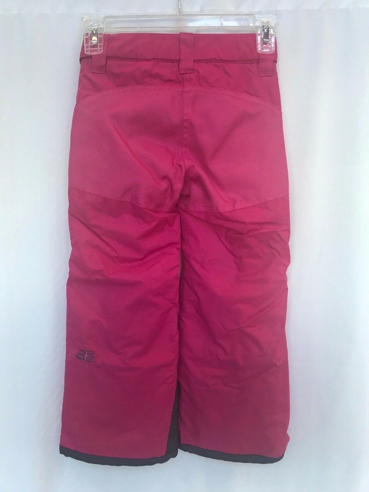 Arctix Girls Insulated Water-Resistant Pants
