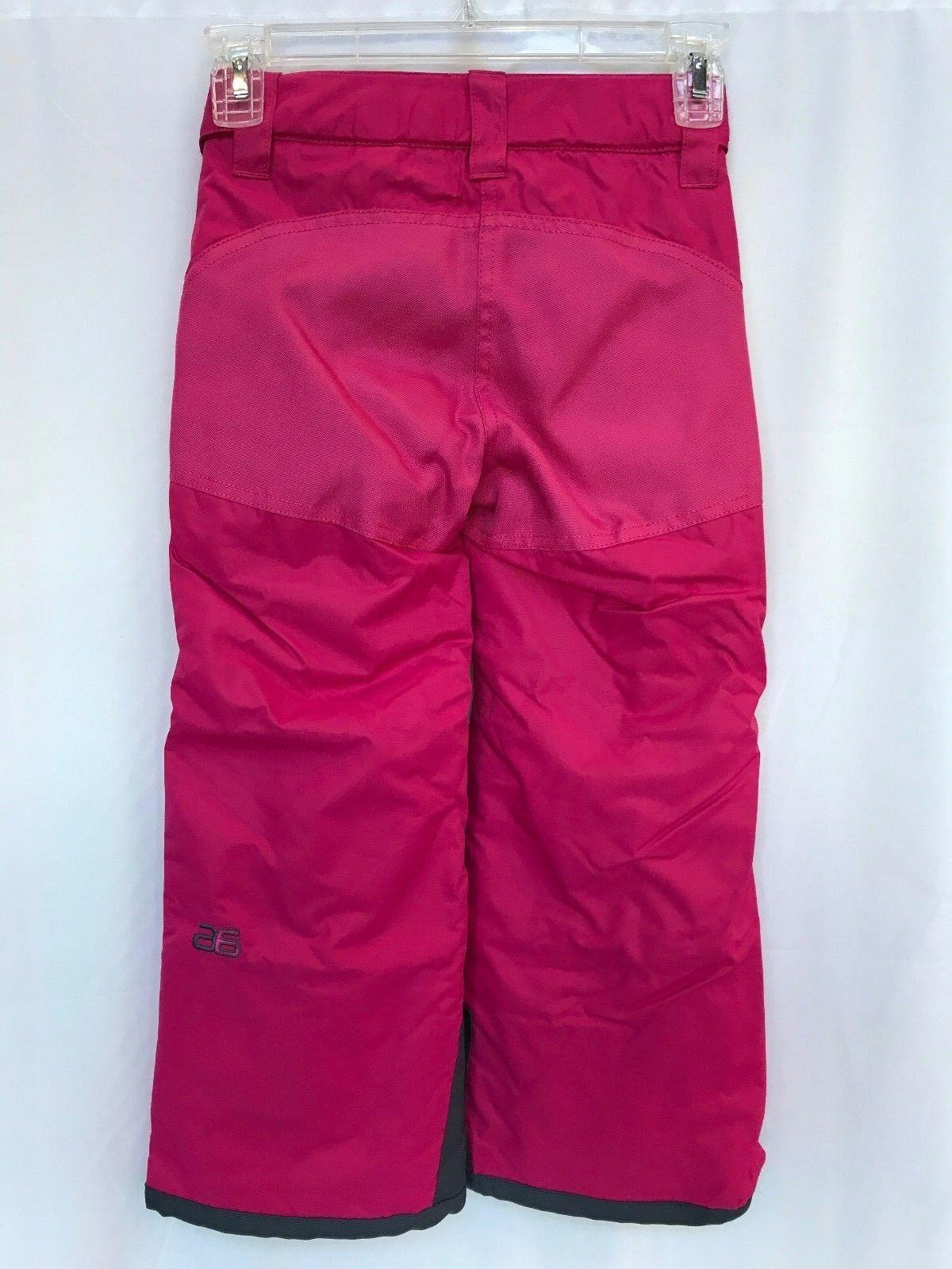 Arctix Youth Girls Insulated Water-Resistant Snowboard Ski Pants
