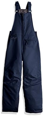 Arctix Youth Insulated Overalls Bib, X-Large, Blue Night