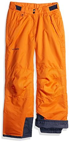 Arctix Youth Snow Pants with Reinforced Knee and Seat, Large