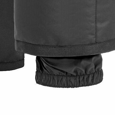 Lucky Ski Pants with Knees Seat, X-Large