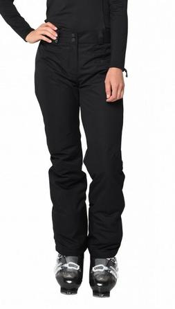 Obermeyer Malta Ski Pant - Women's - Black - 12, Short