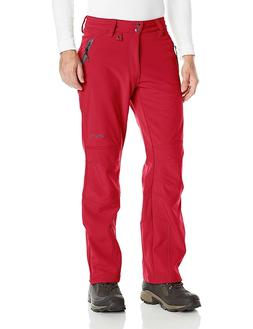 Arctix Men's Advantage Softshell Pants, Vintage Red, XX-Larg