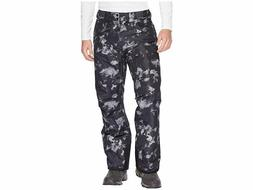 The North Face Men's Freedom Insulated Pants Black Print Lar