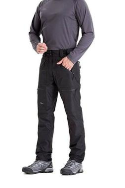 men s insulated ski fleece lined waterproof