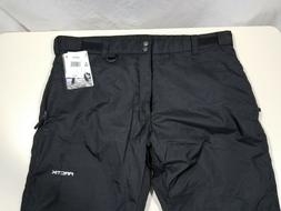 Arctix Men's Insulated Ski Pants Cabela's Black 100% Nylon A