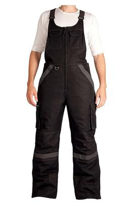 Arctix Men's Overalls Tundra Bib With Insulation Added Visib