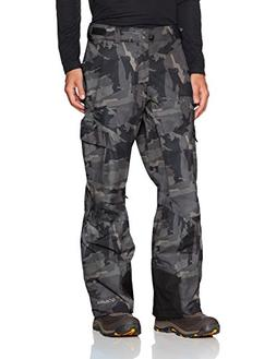 Columbia Men's Ridge 2 Run II Pants, Large/Regular, Black Ca