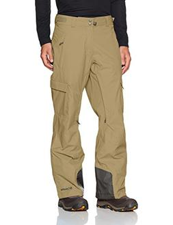 Columbia Men's Ridge 2 Run II Pants, Large/Short, Sage