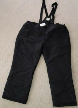 02de1f7e6fa Faded Glory Men s Ski Bib Overall Pants 5XL Big Men 56-58 Bl