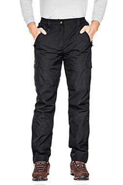 Nonwe Men's Snowboard Cargo Pants Outdoor Skiing Black 36/32
