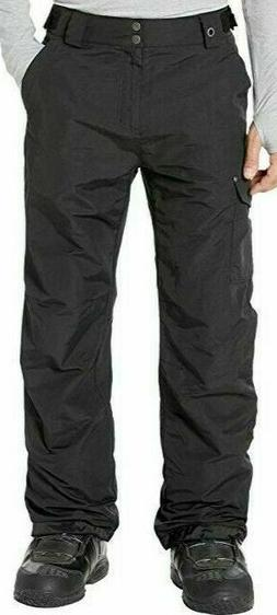 White Sierra Men's Soquel Shell Ski Pants Snow Snowboard 30""